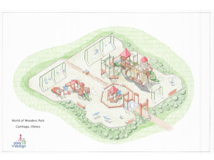 W.O.W. Park Future Plans - Worlds of Wonders Park - Carthage Illinois
